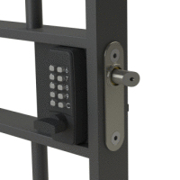 Digital Locks For Gates
