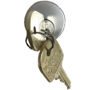 Restricted Key Security Locks