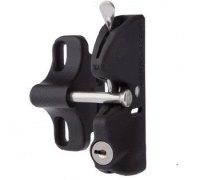 Gate Locks And Gate Hinges
