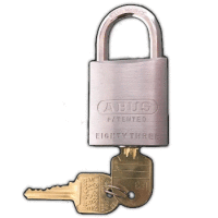 Restricted Key Padlocks