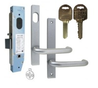 Restricted Key Mortice Locks