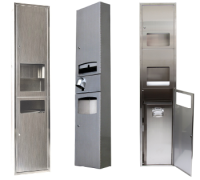 Commercial Washroom 3-in1 Units