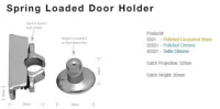 Austyle Spring Loaded Door Holder
