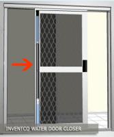 Water Closer For Sliding Screen Doors & Water Closer For Sliding Screen Doors - Locks Galore