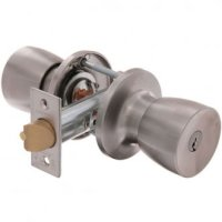 Lockwood 534  Glass Door Lockset