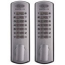 Lockwood 530 Digital Dual Keypad