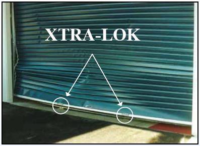 Xtra Lok 1a Roller Door Anchor Locks Galore