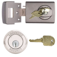 Restricted Key Lockwood 001 Deadlatch