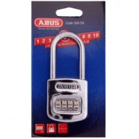 Abus 160/50 Combination Padlock with 50mm shackle