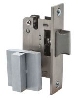 Austyle Narrow style snib latch for hinged doors