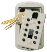 Keysafe S6 Clay 2 Key Capacity
