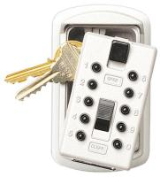 Keysafe Kidde S6 White 2 Key Capacity