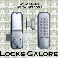 Digital Deadbolt Atlas LG203