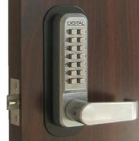 Lockey 2835 Digital Lockset Marine Grade