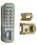 Lockey 2130 Digital Nightlatch