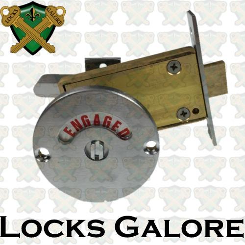 Disabled Toilet Indicator Bolt Locks Galore