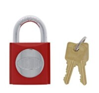 003 Fire Key Lockwood Padlock