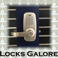 Carbine Electronic Digital Door Lock 2