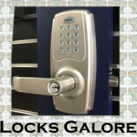 Carbine Electronic Digital Door Lock 3