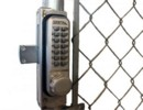 Lockey 2900 Chain Link Gate Box