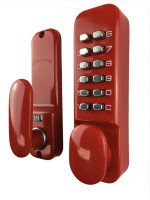 ATLAS LG200 RED Digital Lockset