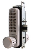 Lockey 2930MG Narrow Stile Digital Deadlatch