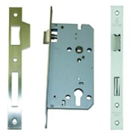 Hafele  Mortice Lock for Euro Cylinder 60mm backset