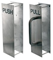 Ritefit Push Pull Plate Back to Back 100mm Wide