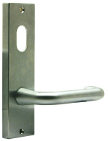 Hafele 600 Series with oval cylinder hole and lever handle 901.99.139