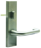 Hafele 600 Series External with thumbturn and lever handle 901.99.143