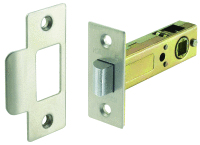 Hafele tubular latch 60mm backset