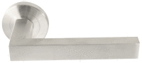Hafele Lever Handle Coastal Series Malua Passage Handles