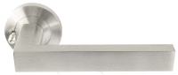 Hafele Lever Handle Coastal Series Malua Privacy Handles