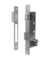 Austyle Roller Catch Narrow Backset Mortice Lock 49204