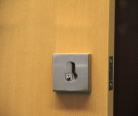 Austyle Project Series Single Cylinder and Turnsnib Deadbolt