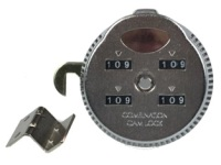 Combination Cam lock LG904S for Sliding Cabinet Doors