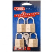 Abus 65/30 4 Pack