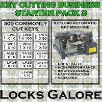 Key Cutting Starter Kit 3