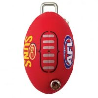 CMS AFL Key LW4 Profile Gold Coast Suns Flip Key