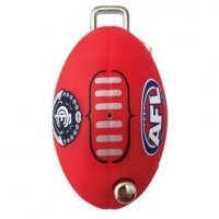 CMS AFL Key LW4 Profile Carlton Blues Flip Key