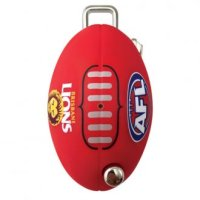 CMS AFL Key LW4 Profile Brisbane Lions Flip Key