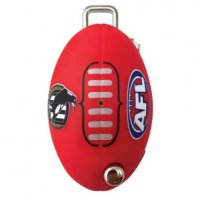 CMS AFL Key LW4 Profile Collingwood Magpies Flip Key