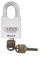 Abus 83/55 The Rock Padlock with Ilco IP8 Restricted Key