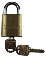 Restricted Ilco IP8 Key Abus Padlock 83/45