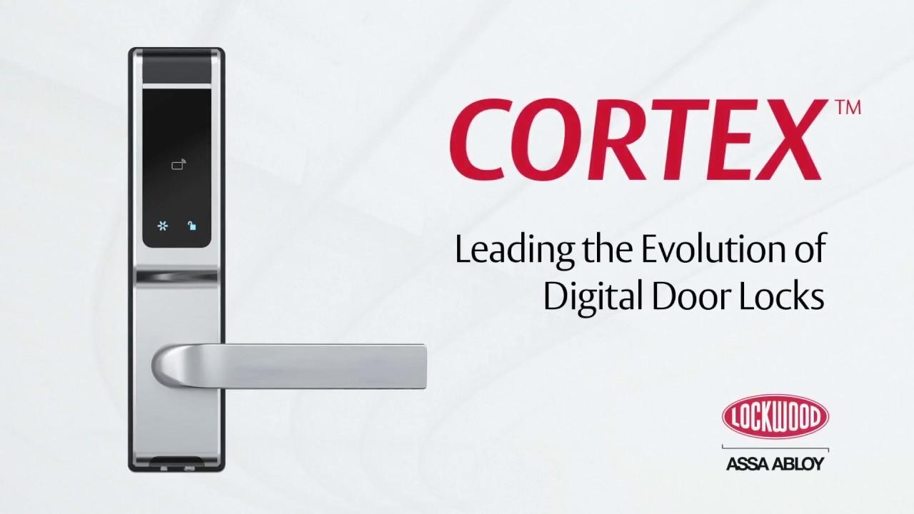 Lockwood Cortex Keyless Electronic Front Door Lock Ctx530sc530