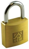 Ritefit 25mm Padlock Keyed to Differ