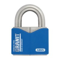 Abus 37ST/55 Stainless Steel Padlock
