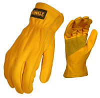Dewalt Premium Leather Driver Gloves