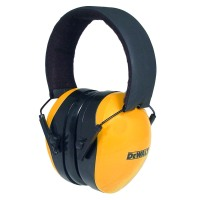 Dewalt Interceptor Collapsible Earmuffs