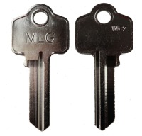 WC2 Key Blanks 50 keys